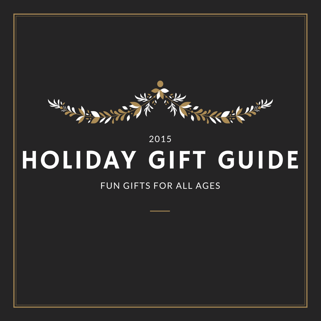 Kiddo Holiday Gift Guide 2015