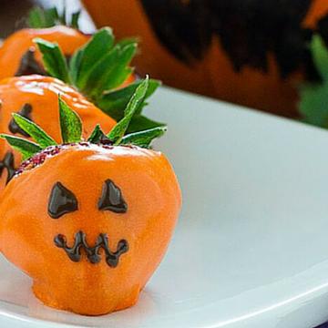 A New Take on the Halloween Jack O'lantern