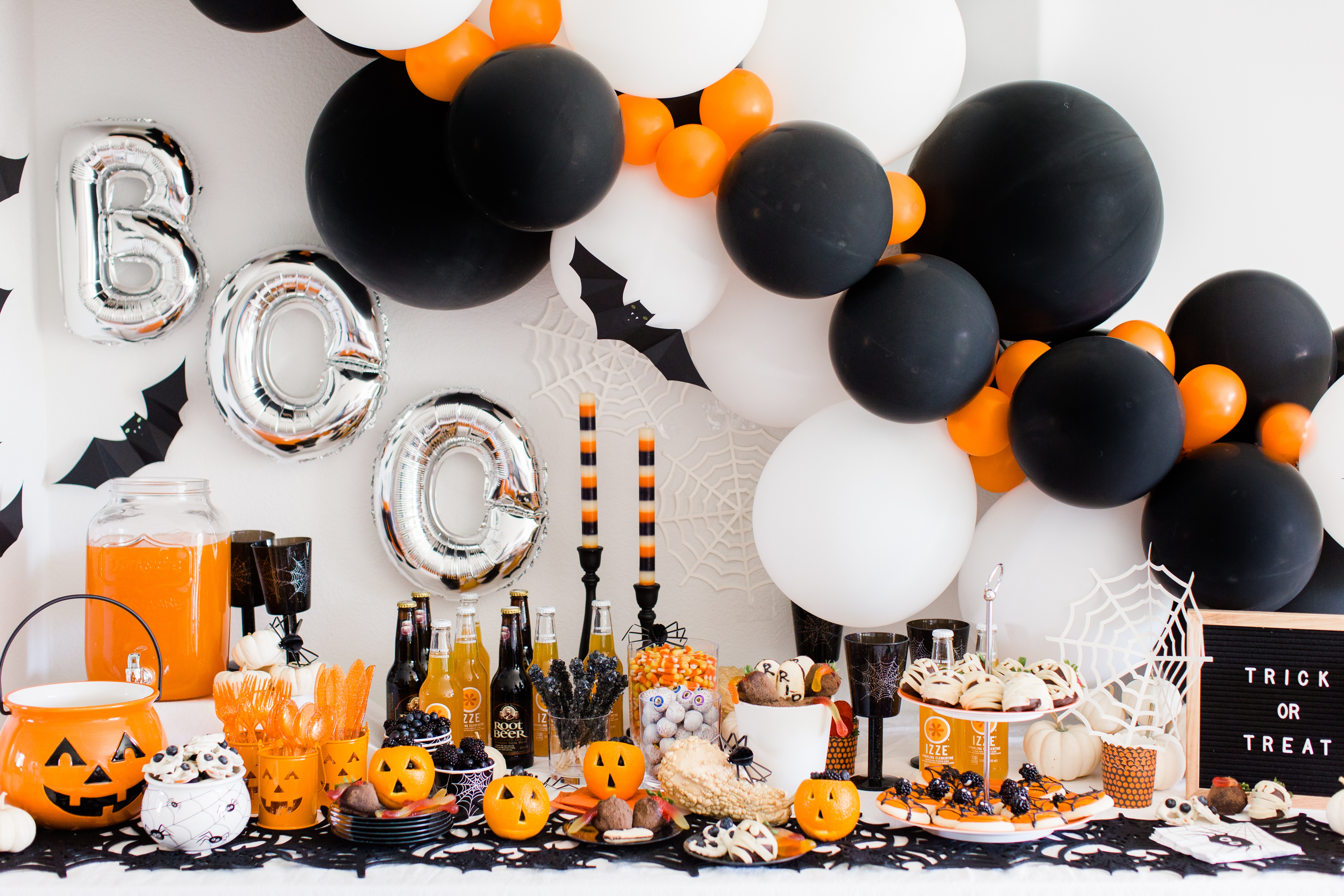 Host the Spookiest Halloween Party for Kids