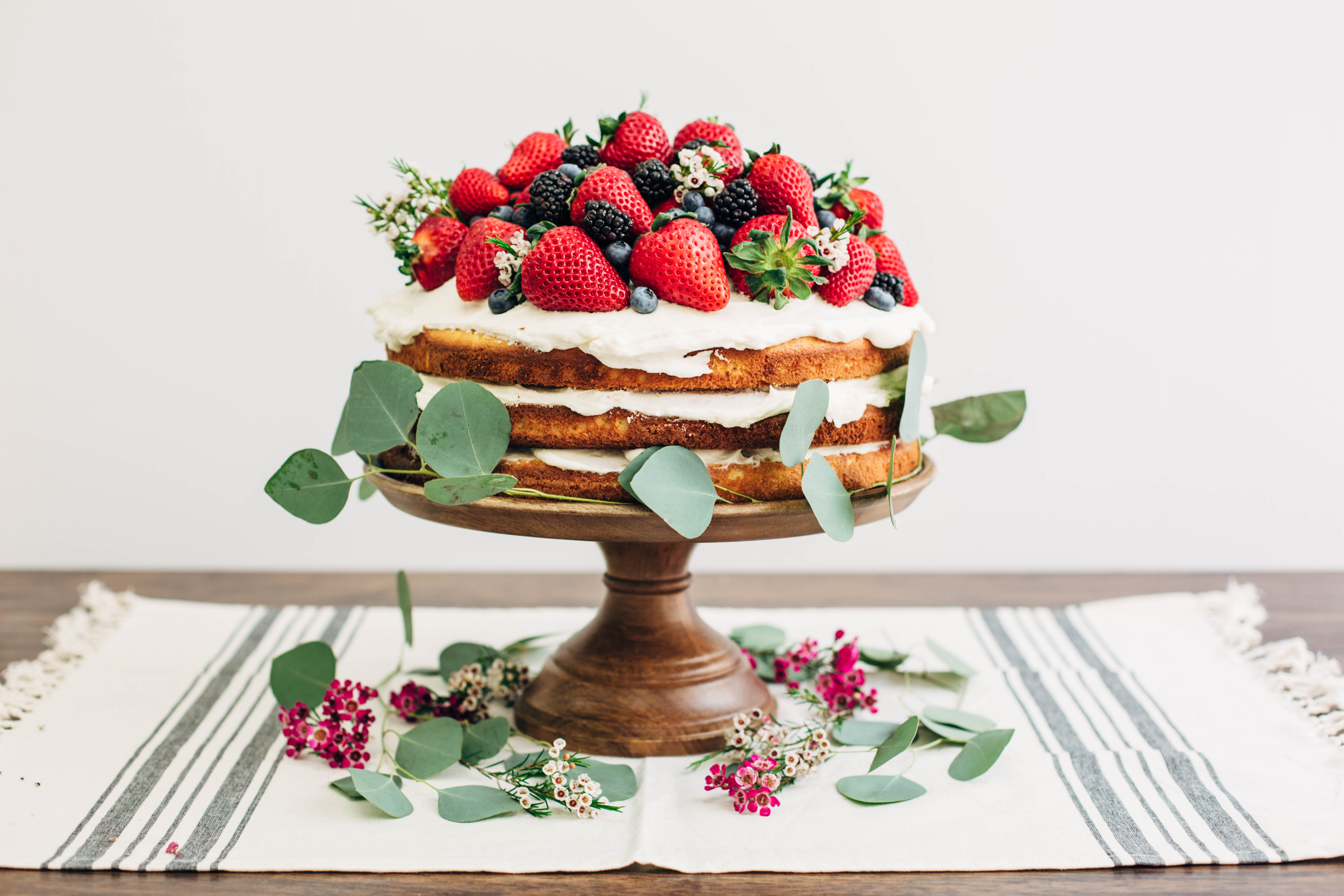 A Berry Lovely Wedding