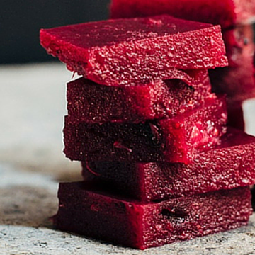 Homemade, All Natural, Berry Gummies
